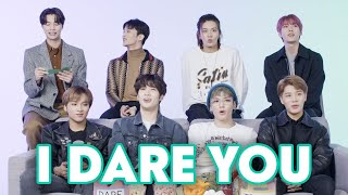 NCT 127 Play I Dare You | Teen Vogue