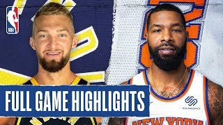 PACERS at KNICKS   FULL GAME HIGHLIGHTS   December 7, 2019