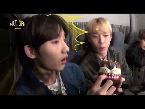 winwin cute/funny moments (nct life in osaka)