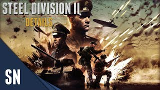 EASTERN FRONT! Steel Division 2 - Announcement & Details