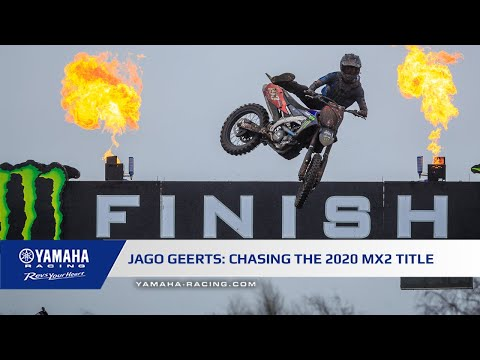 Jago Geerts Chasing The MX2 World Title 2020