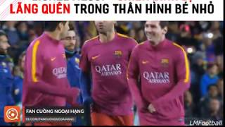 Đây là lý do hàng triệu người yêu mến Messi, đồng ý không?