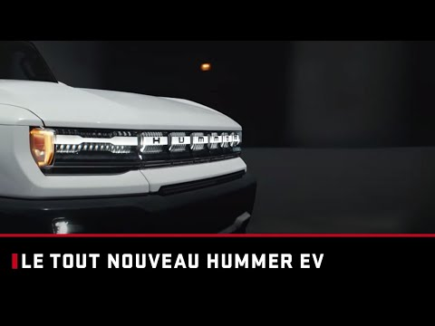 GMC HUMMER EV | « Présentation révolutionnaire » | GMC Canada