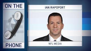 NFL Media's Ian Rapoport Talks Nick Foles & Antonio Brown w/Rich Eisen | Full Interview | 1/14/19