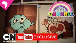 The Amazing World of Gumball | My Father A Hero | Cartoon Network Africa