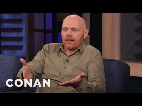 Bill Burr Thinks The Joe Biden Scandal Is A Total Overreaction - CONAN on TBS