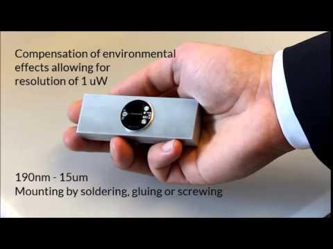 greenTEG AG Laser Power Sensors