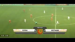 Hau Zozo: Highlight U23 Viet Nam vs U23 Syria |  Kỳ tích tại AFC U23 Championship