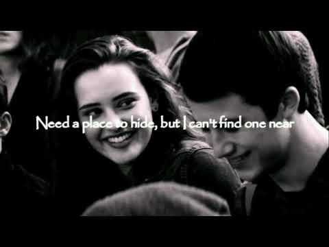 Lovely-  Billie Eilish ft. Khalid LYRICS VIDEO |13 Reasons Why, season 2|soundtrack