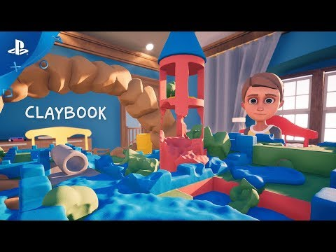 Claybook Trailer