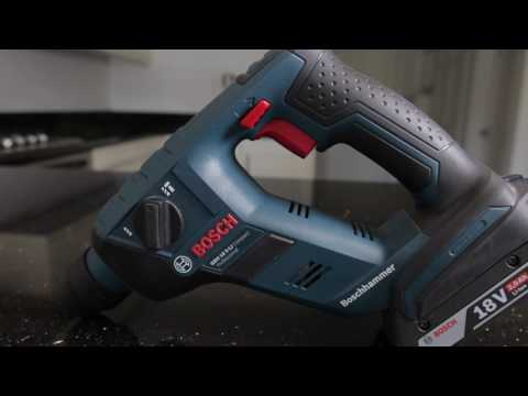 Bosch GBH SDS+ hammer drill body only in L-Boxx