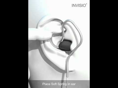 INVISIO M3 Headset Fitting Guide