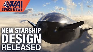SpaceX's Future Starship Design Explained! Starship SN10 Is Done! Onwards To The Next One!