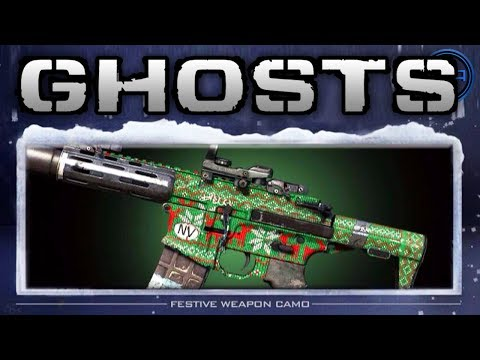 "Call Of Duty GHOST - FREE ""Christmas"" DLC! - Smashpipe Games"