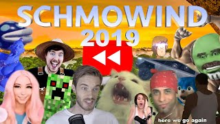 YouTube Rewind 2019, BUT MEMES, so a psychedelic joyride reminds you of the beauty of existence as y