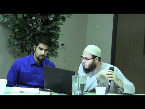 (3/3) Nabeel Qureshi and Mufti Sulaiman Hashim: Who Is Jesus?