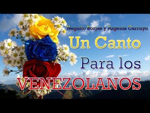 Mi Venezuela Neguito y Argenis Carruyo gaita HD