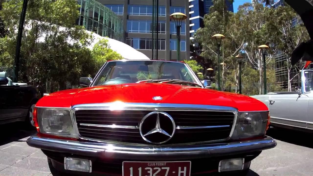 Mercedes Southbank Display