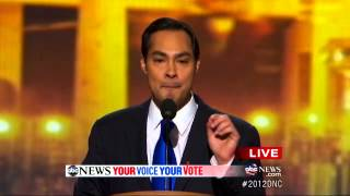 Julian Castro DNC Speech (COMPLETE): 'It Starts With Education'