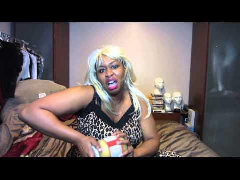 Lady HaHa I like AppleSauce #GLOPOP - GloZell