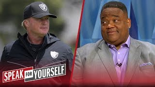 Jon Gruden's embracing of Antonio Brown's drama won't end well — Whitlock | NFL | SPEAK FOR YOURSELF