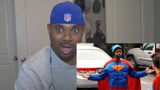 Racist Superman - REACTION
