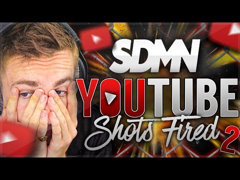 SIDEMEN FIRING SHOTS AT OTHER YOUTUBERS! 2