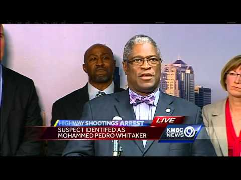 KC Mayor Thanks Public, Law Enforcement In Highway Shooting Arrest - Smashpipe News