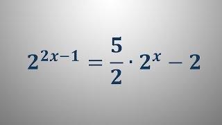 Eksponentna enačba 14