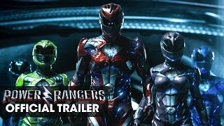 Power   Rangers (2017) Trailer