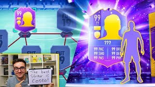THE BEST STRIKER ON FIFA 19!!! 7 Minute Squad Building Challenge
