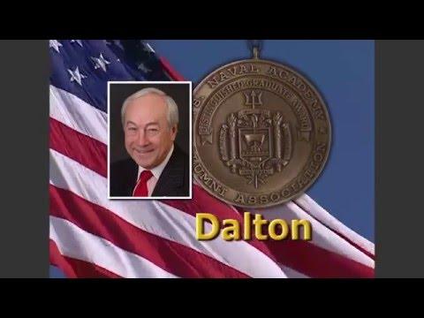 Distinguished Graduate Award Ceremony  2016: Honorable John Dalton '64