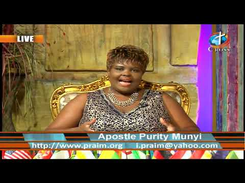 Apostle Purity Munyi Into The Chambers Of The King 10-16-2020
