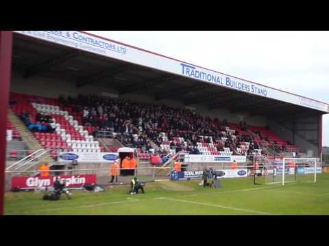 Dagenham & Redbridge vs Forest Green Rovers