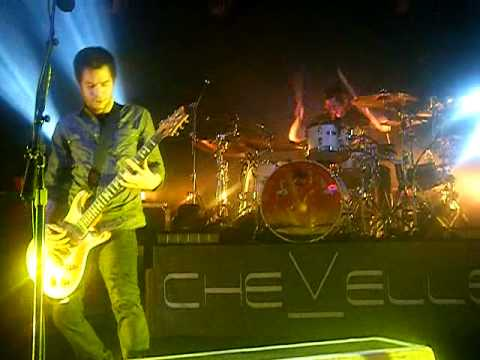 Chevelle - Roswell's Spell *LIVE