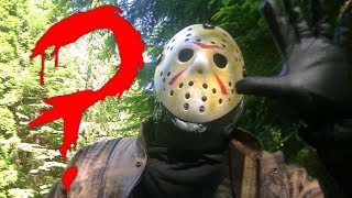 Jason Voorhees Speaks - Answers Ultimate Friday The 13th Question