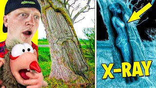 STRANGE Things FOUND In Unexpected Places w/ UNSPEAKABLE !