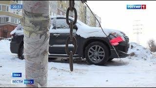 Захват придомовых территорий автолюбителями — вынужденная мера или нарушение закона?
