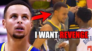 The Time Stephen Curry Got ANGRY And Made Them INSTANTLY Regret It (Ft. NBA Revenge, Trash Talk)