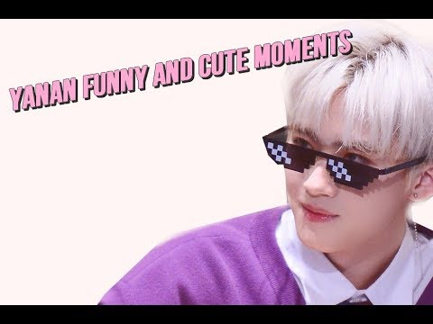 YANAN I MISS YOU (funny and cute moments)