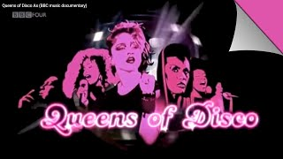 Disco Diva's: The Queens of Disco (BBC music documentary 2012)