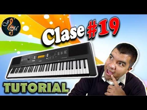 Como tocar acordes sencillos en el piano
