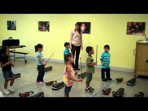 Violin Instruction - April 2011