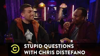 The Stupidest Thing Roy Wood Jr.'s Son Has Ever Done - Stupid Questions with Chris Distefano