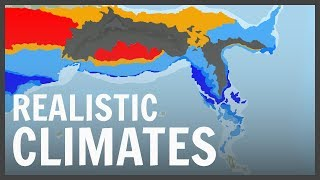 Worldbuilding: How To Design Realistic Climates 1