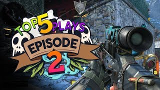 THE LUCKIEST CLIP ON BLACK OPS 4! - Red BO4 Top 5: Episode #2 - Ft. Red Gilli!