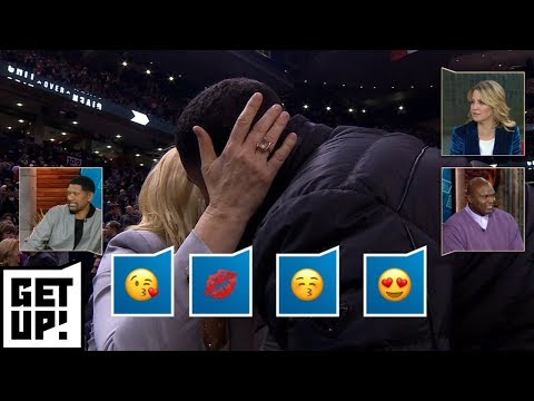 Get Up and Go: Drake kisses Doris Burke, 76ers-Pistons, Tyronn Lue | Get Up! | ESPN