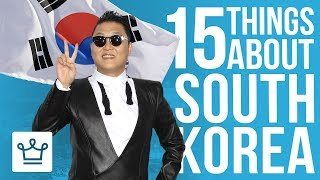 15 Things You Didn't Know About South Korea