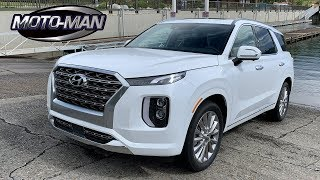 2020 Hyundai Palisade: Yes, it's different than a Kia Telluride . . . FIRST DRIVE REVIEW