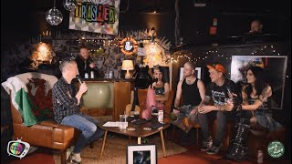 Interview with Hands Off Gretel on Trashed TV Live